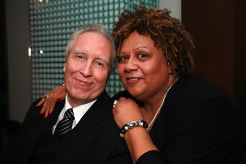 David Warrick, Piano Accompanist with Jazz Icon, Jackie Richardson