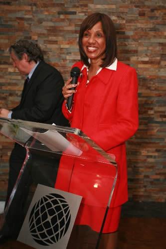 Honourable Margarett R. Best, Minister of Health Promotion