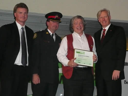 Toronto's Mayor's Community Safety Award's