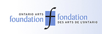 Ontario Arts Foundation Logo