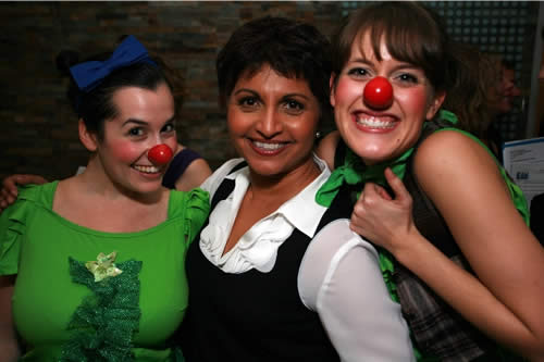 Jasp, Suhana Meharchand, and Morro