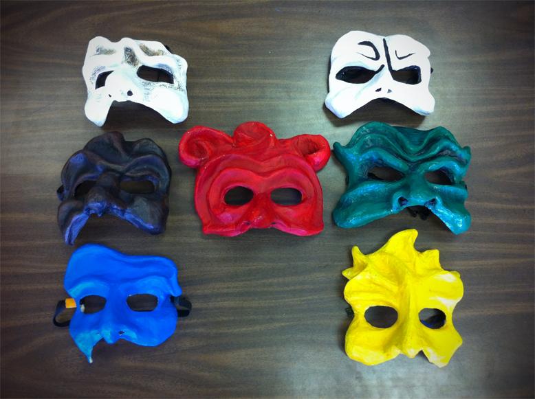 Masks of Manipulation