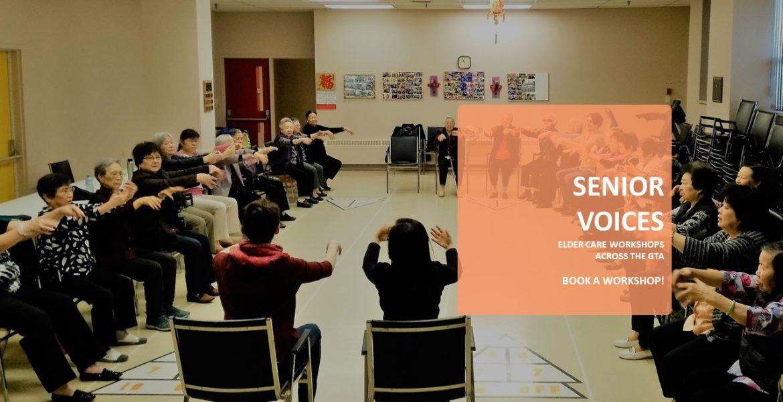 Senior Voices | Elder Care Workshops
