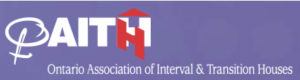The logo for the Ontario Association of Interval & Transition Houses.